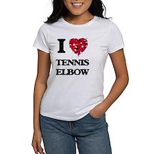 I love Tennis Elbow T-Shirt