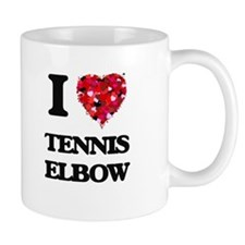 I love Tennis Elbow Mugs