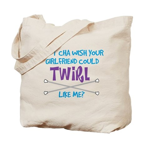 Twirl Like Me Tote Bag