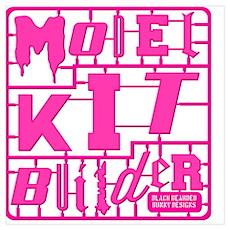 Model Kit Builder Poster