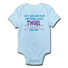 Twirl Like Me Infant Bodysuit