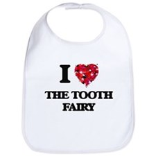 I love The Tooth Fairy Bib