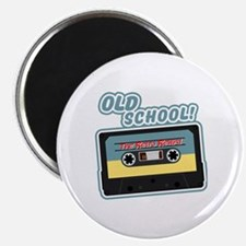 Old School Mix Tape Magnet