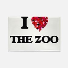 I love The Zoo Magnets