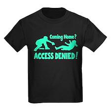 ACCESS DENIED T
