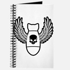 Winged bomb Journal