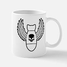 Winged bomb Mug