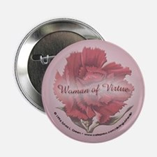 WOMAN OF VIRTUE Button
