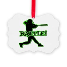 BATTLE Ornament
