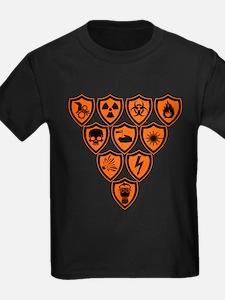 Warning signs T-Shirt