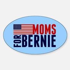 Moms for Bernie Decal