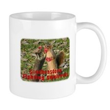 Southeastern Fighting Squirrels Mug