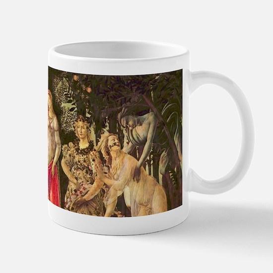 Primavera by Botticelli Mugs