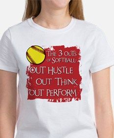 THE THREE OUTS Tee