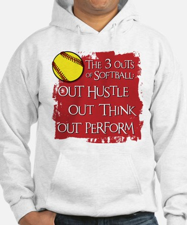 THE THREE OUTS Hoodie