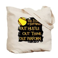 THE THREE OUTS Tote Bag