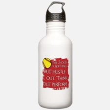 THE THREE OUTS Water Bottle