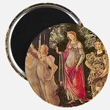 Primavera by Botticelli Magnets