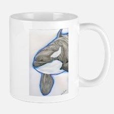 Orca Killer Whale Wildlife Mugs