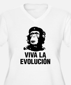 Viva La Evolutiion Plus Size T-Shirt