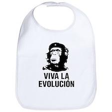 Viva La Evolutiion Bib