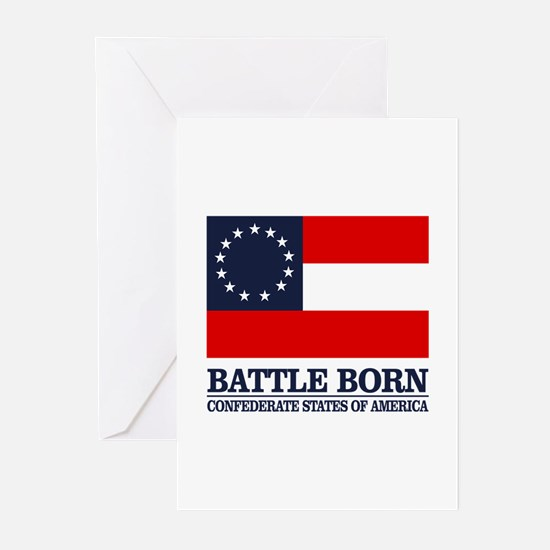 Battle Born Greeting Cards