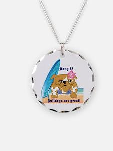 Layla Luau Beach Bullie Necklace