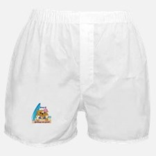 Layla Luau Beach Bullie Boxer Shorts