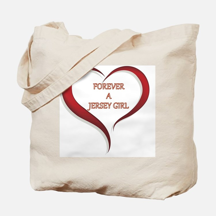 Forever Jersey Tote Bag