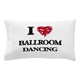 Ballroom dancing Pillow Cases