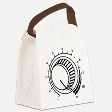 Volume - Turnt It Up Canvas Lunch Bag
