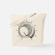 Volume - Turnt It Up Tote Bag