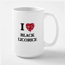 I love Black Licorice Mugs