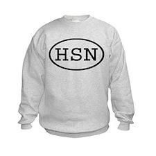 HSN Oval Sweatshirt