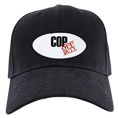 Off Duty Cop Baseball Hat