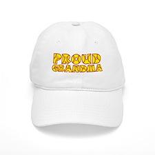 PROUD GRANDMA Baseball Cap