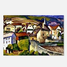 Mashkov - Town in Switzer Postcards (Package of 8)