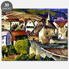 Mashkov - Town in Switzerland Puzzle