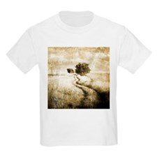 rustic western country road T-Shirt