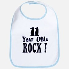 11 Year Olds Rock ! Bib