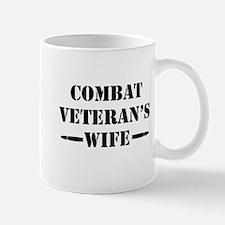 Combat Veteran's Wife Mug
