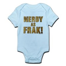 Nerdy as Frak! Body Suit