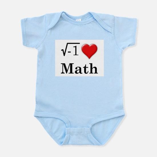 i love math Body Suit