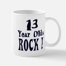 13 Year Olds Rock ! Mug