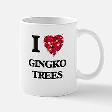 I love Gingko Trees Mugs