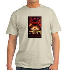 Vintage London Subway Poster T-Shirt