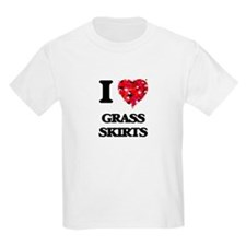 I love Grass Skirts T-Shirt