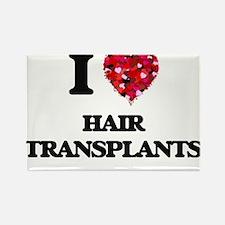 I love Hair Transplants Magnets