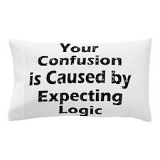 Logic Pillow Case