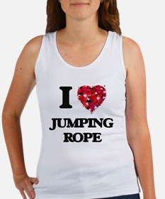 I love Jumping Rope Tank Top